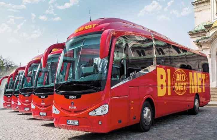 Автобусный транспорт в Болгарию