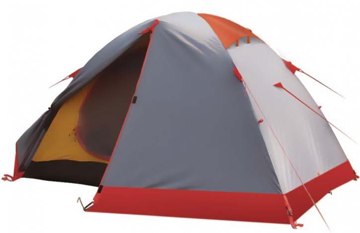 Экспедиционные серии палаток Tramp Sarma и Peak