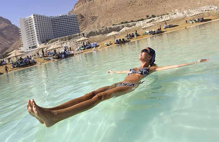 Dead Sea, Израиль