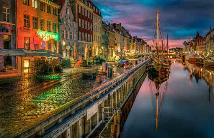 Автобусные туры в Данию