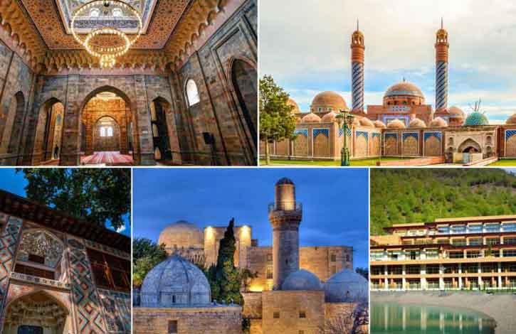 Экскурсионные туры в Азербайджан