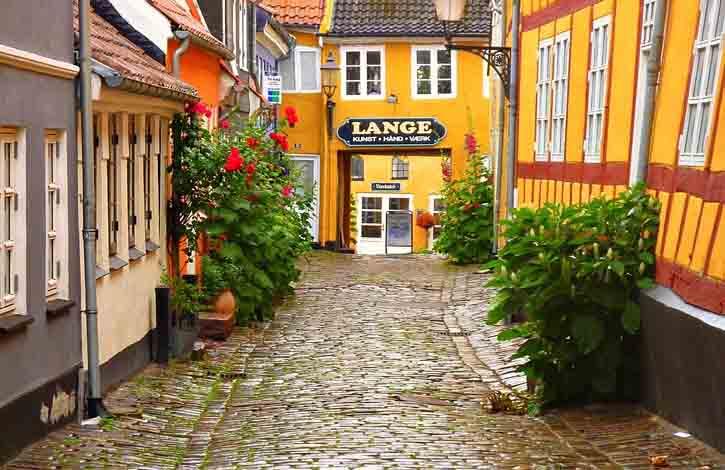 Ольборг, Дания