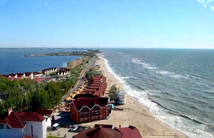 Отдых на море в Бердянске