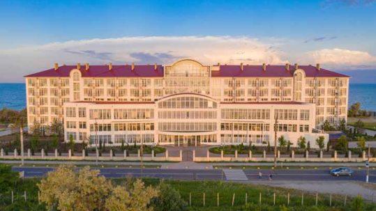 Отель Panorama. Бердянск, Украина_2