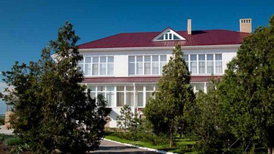Санаторий Арктика, Бердянск_1